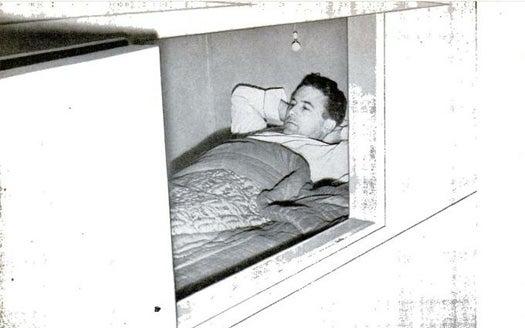 The Sleep Booth, October 1941