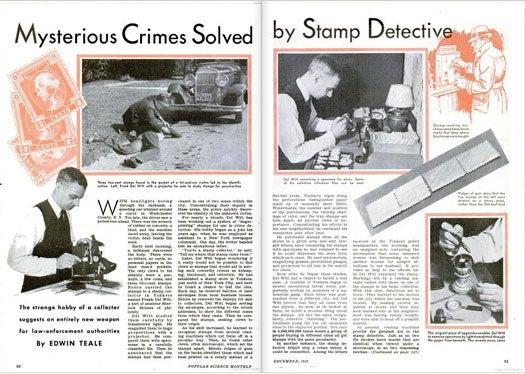 """""""Stamp"""