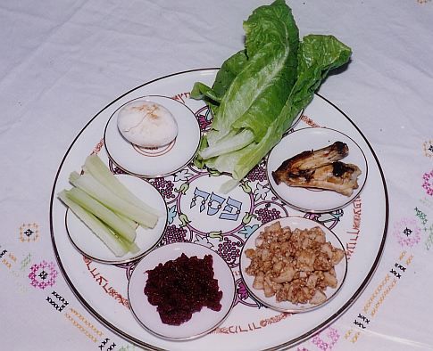 The Science of a Seder