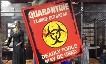 Scientific Model Determines Where You Should Hide In The Zombie Outbreak