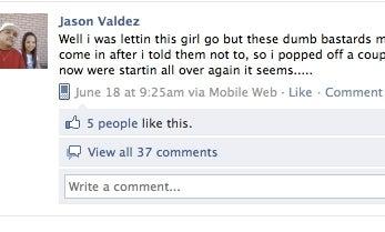 Utah Man Posts Facebook Updates During SWAT Standoff, Gets Help From Online Friends