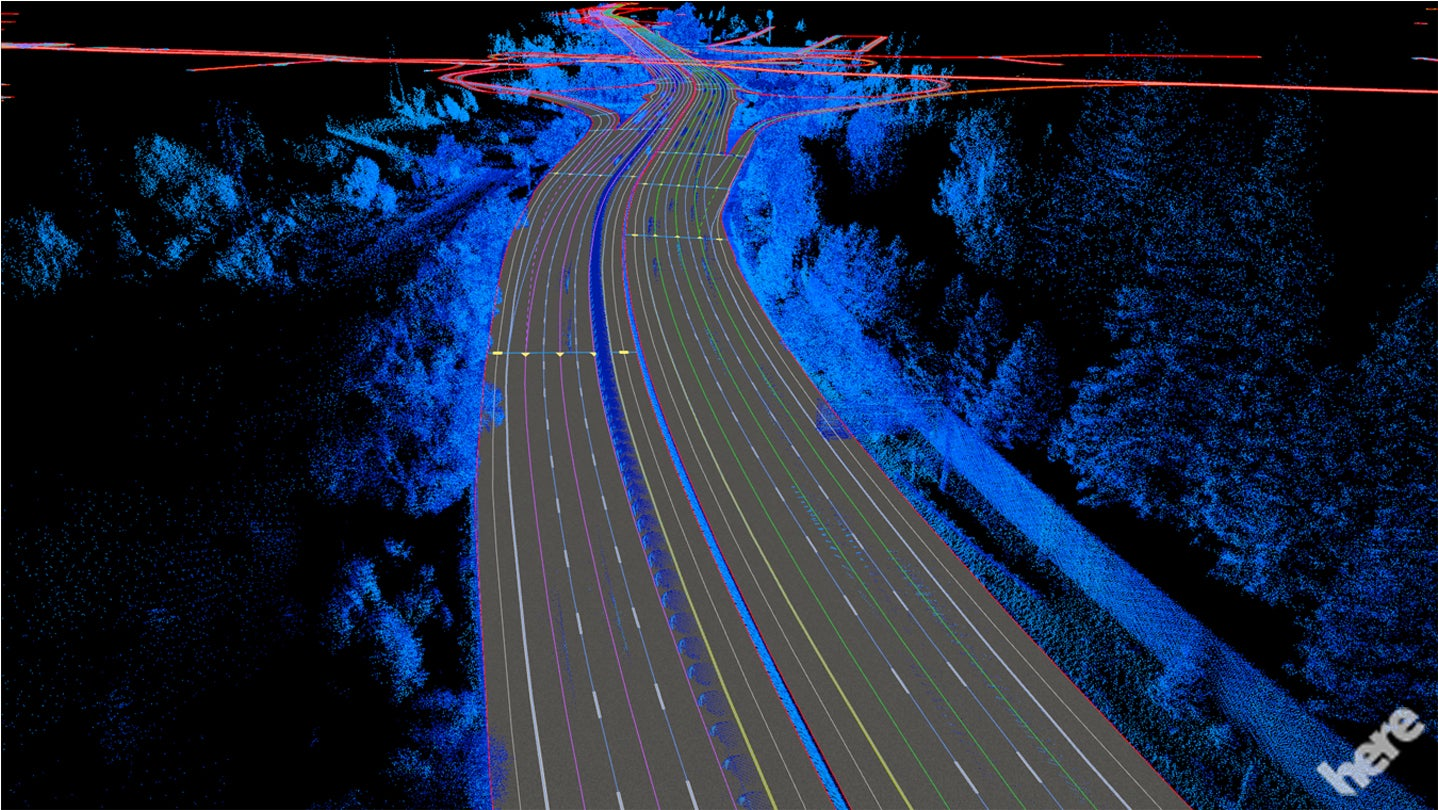 HERE Live HD for Connected Cars Today, Driverless Cars Tomorrow