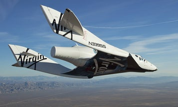 Virgin Galactic's SpaceShipTwo Crashed During A Mojave Test Flight [Updated]
