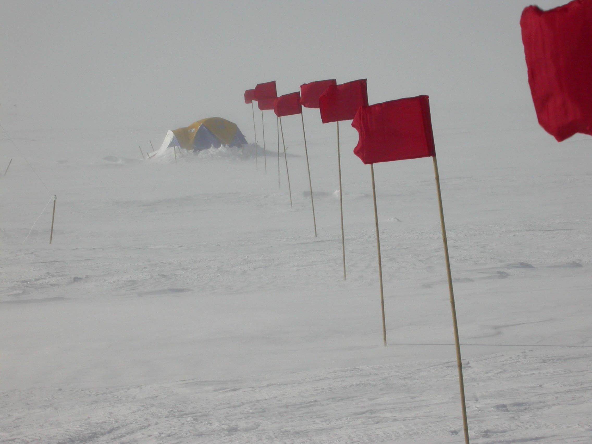 Meteorologists just found the coldest natural temperatures on the planet