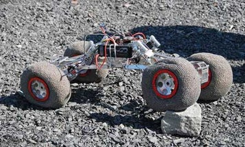 Next Generation of Moon Rovers May Ride On Canadian Beanbag Wheels