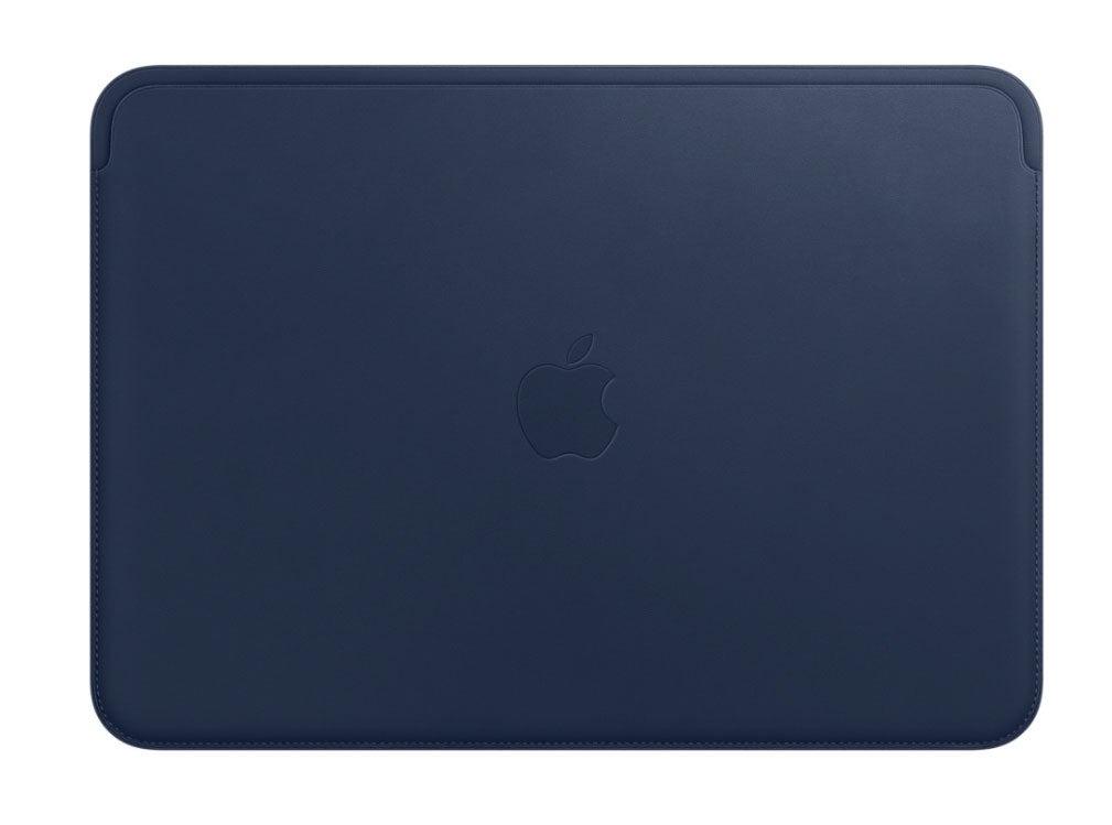 Apple Leather MacBook Sleeve