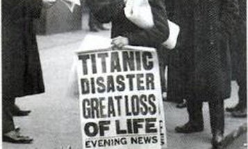 Archive Gallery: Our Obsession with the Titanic