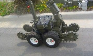 Robo-Negotiator Talks Down Armed Lunatic