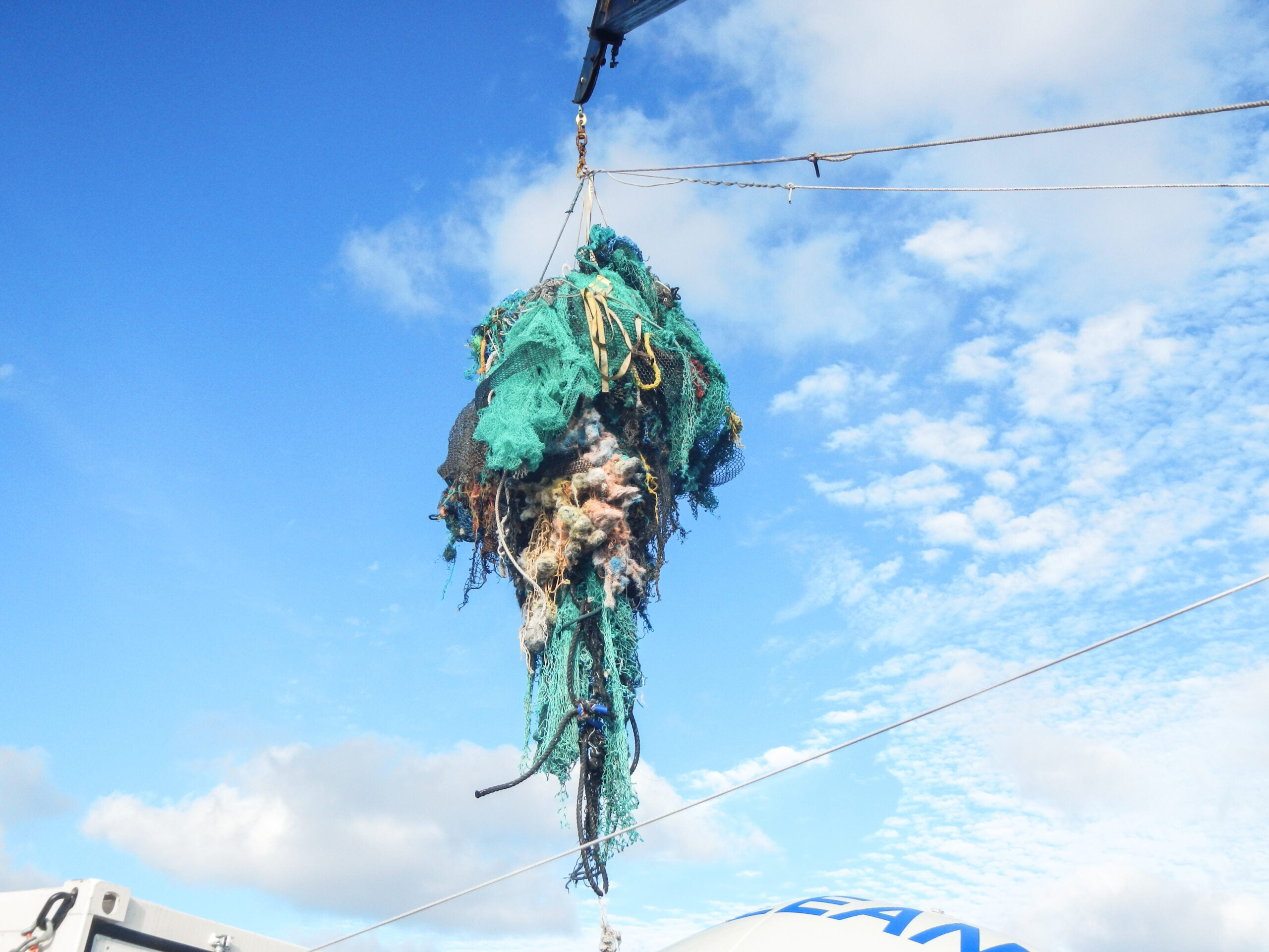 The great Pacific garbage patch is even trashier than we thought