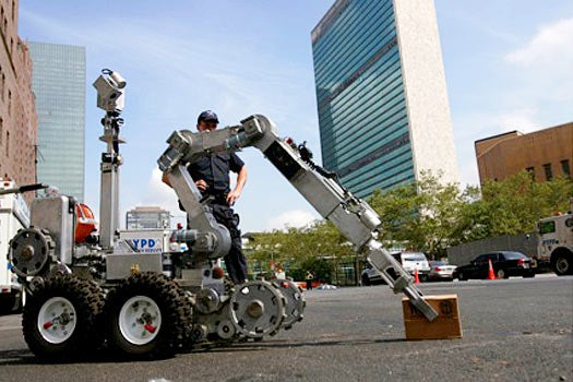 Robots to the Rescue [Sponsored Post]