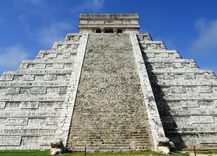 Political Strife Caused By Climate Change Doomed The Mayans
