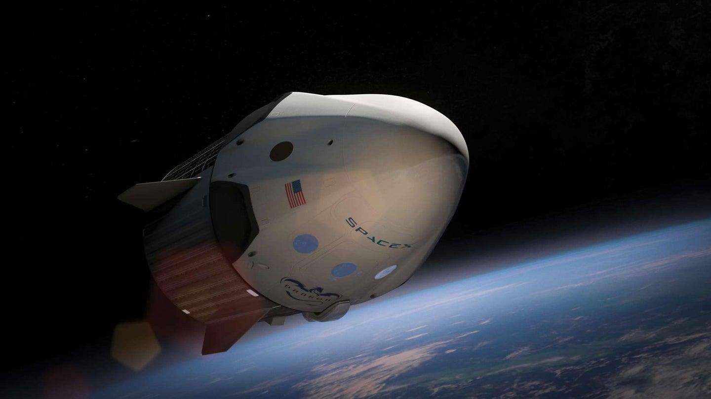 SpaceX Dragon Version 2