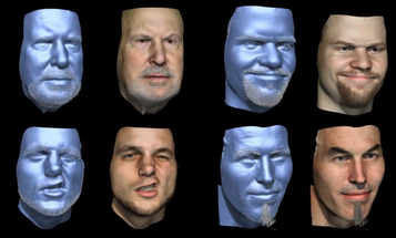 Video: Disney's 3-D Facial Scruff Technology Reconstructs Beards Down to the Individual Hair