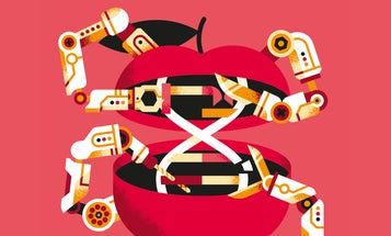 There's No Need To Fear Gene-Edited Food