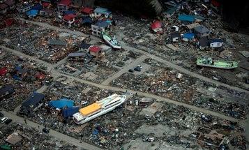 Computer Models Confirm: Small Islands Off Coast Can Make Tsunamis Worse