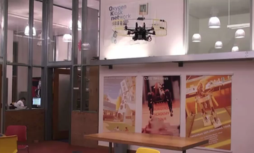 Video: MIT's Quadrocopter Carries a Kinect for Autonomous Flying