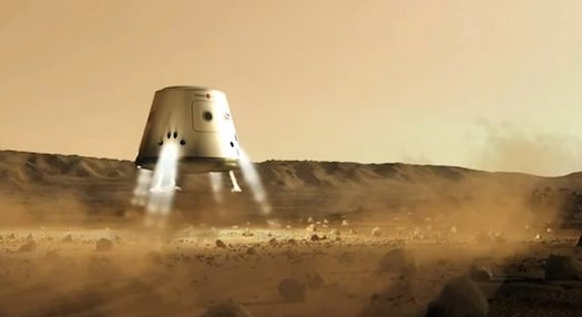 Mars Colonization Mission Will Happen Live on Reality TV