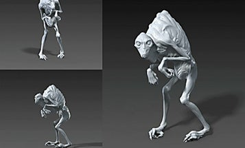 Inspired by Science, Guillermo del Toro's Hollywood Monsters Come to Life