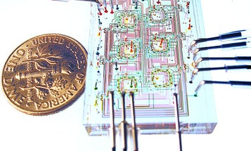 Music-Powered Lab-On-A-Chip Promises Easier Health Screening