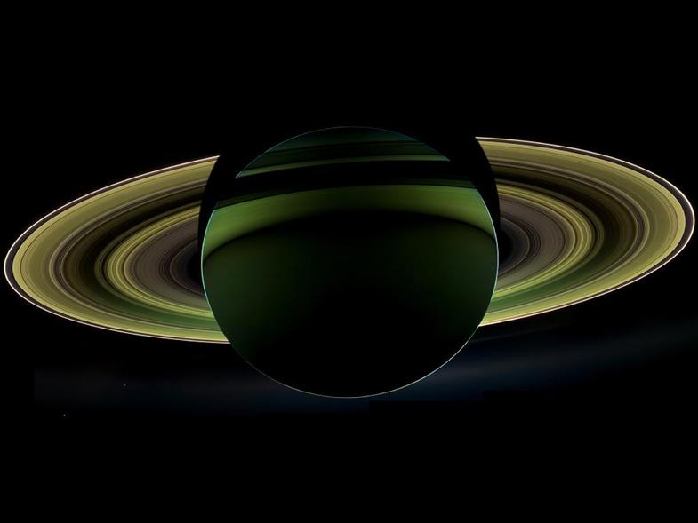 Happy 10th Anniversary, Cassini!