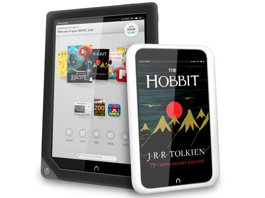 Barnes & Noble Announces Nook HD and Nook HD+, They Are Tablets