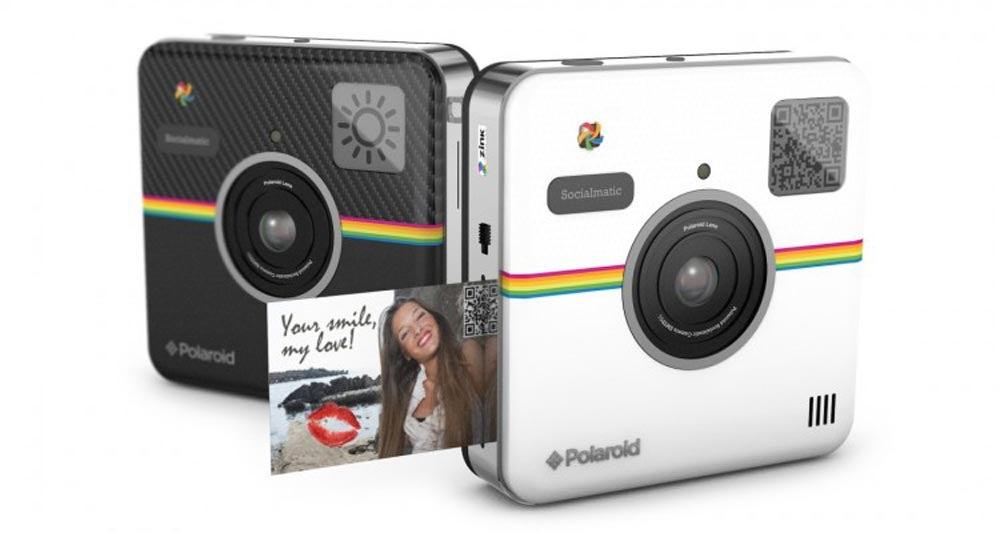 Polarlid Socialmatic Camera