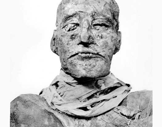 Scan Of Mummy Reveals Pharaoh Died With His Throat Slit