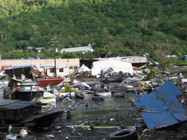 NASA Tests New GPS-Based Tsunami Prediction System