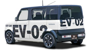 Electric Car Prototypes Are Hitting the Road