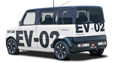 Nissan EV-02