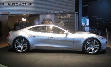 Green Supercar Smackdown: Tesla Suing Fisker, Claiming Sabotage