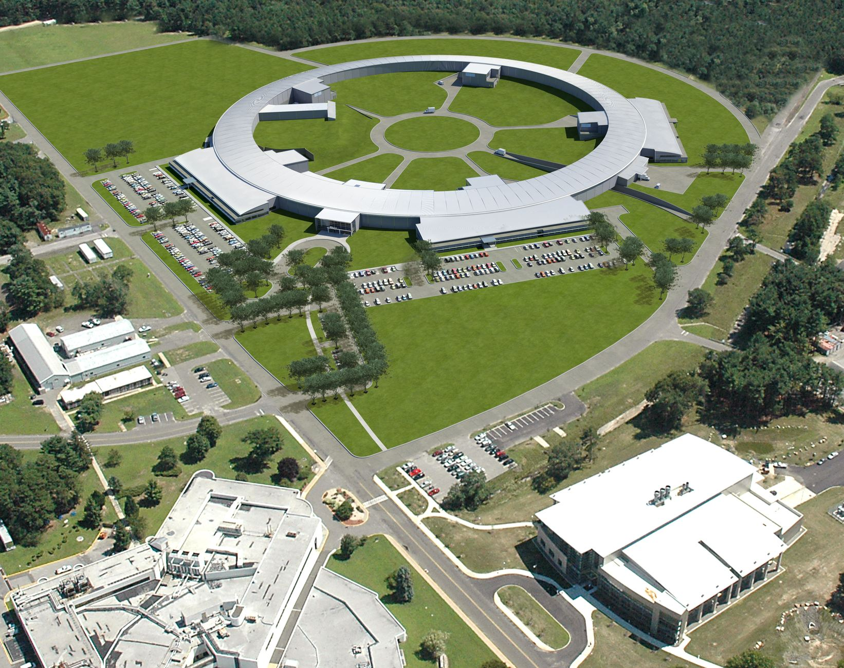 Ultra-Bright Synchrotron Promises World's Highest-Resolution Images of Atoms