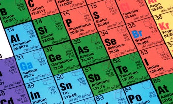 Two New Super-Heavy Elements Added To The Periodic Table