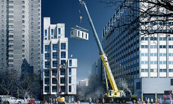 Check Out The Winning Design For The Tiny New York Apartments Of Tomorrow
