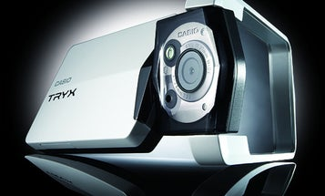 Casio's Super Compact, Super Flexible TRYX Reimagines the Point-and-Shoot Camera