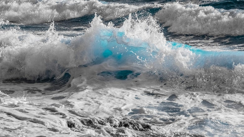 This ocean 'invisibility cloak' makes waves bigger and better