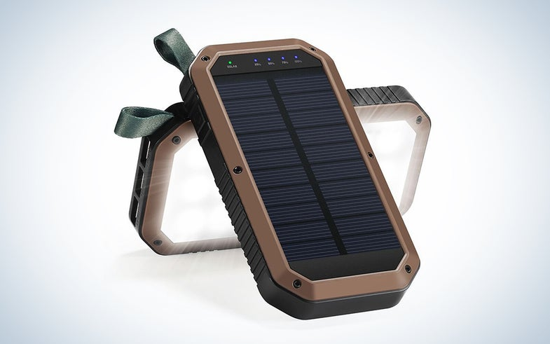 A solar charger for 72 percent off? I'd buy it.