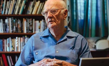 From the Archives: A Day With Arthur C. Clarke