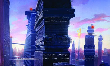 Dispatch From The Future: Cities