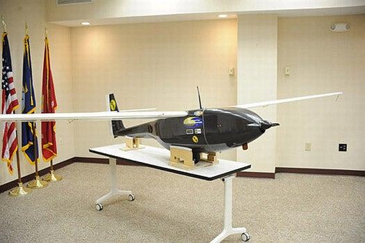 Hydrogen-Powered Navy UAV Shatters Flight Endurance Record