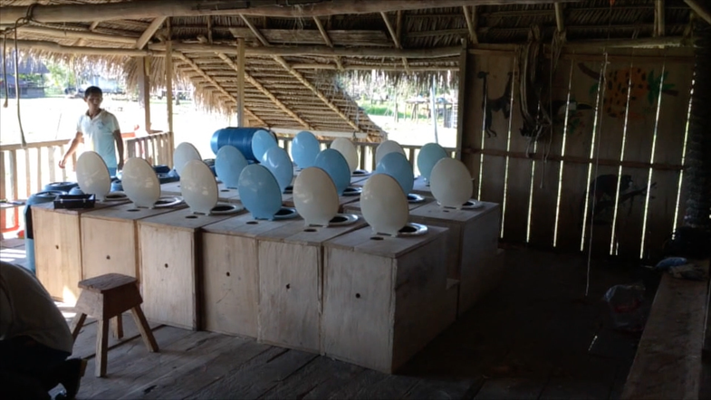 Maker Faire: A Composting Toilet For Developing Countries