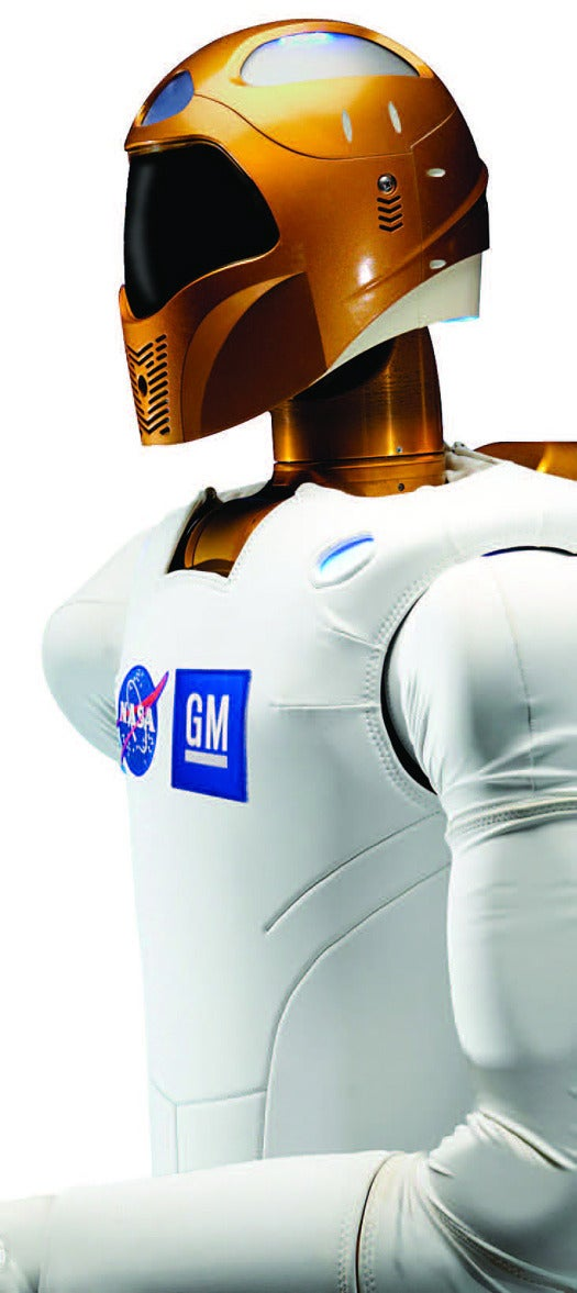 Which Humanoid Robot Stands Up Best In Space?
