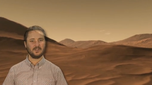 Video: William Shatner and Wil Wheaton Narrate Mars Rover Curiosity's Landing
