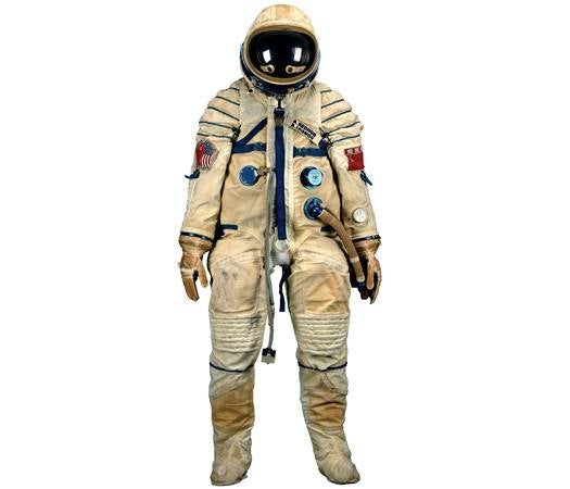 Want a Space Suit? You Just Might Find One at an Auction