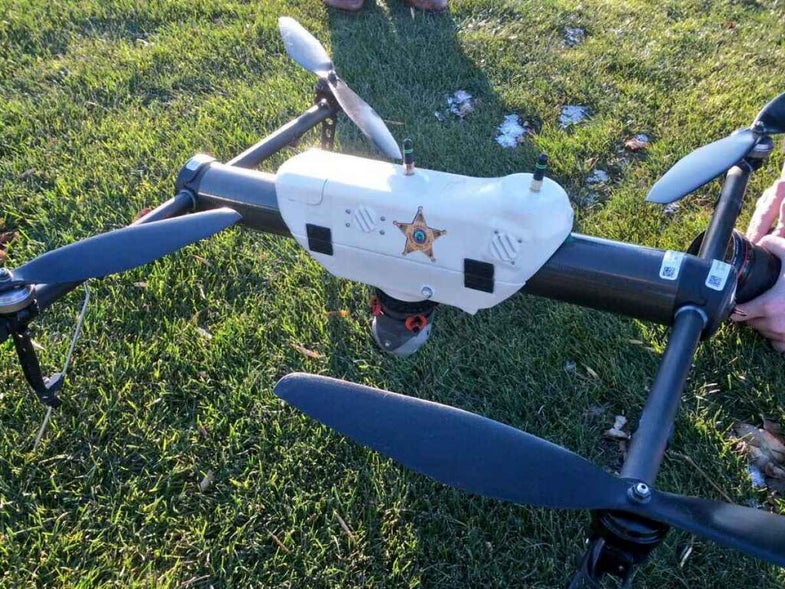 No, North Dakota Isn't Outfitting Police Drones With Tasers
