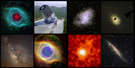 The World's Most Amazing Databases: Sloan Digital Sky Survey Database