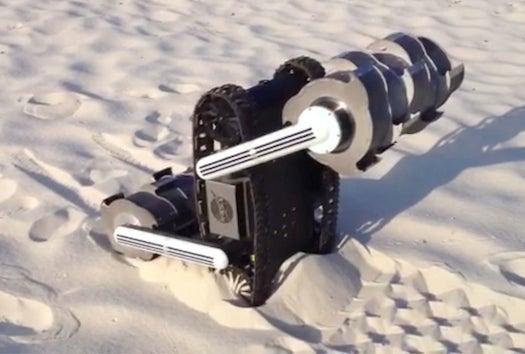 NASA's Newest Robot Is A Fun-Sized, Moon-Mining Tank
