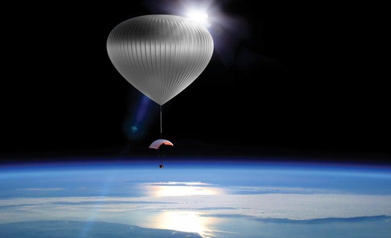 Stratospheric Balloon