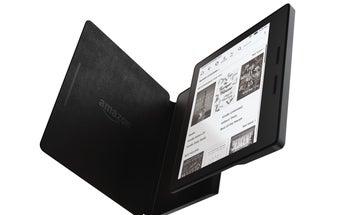 Amazon's Kindle Oasis E-Reader Makes Debut
