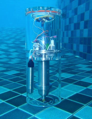 Navy Tests an Ocean Sensor That Autonomously Dives and Surfaces Using Microbe Power